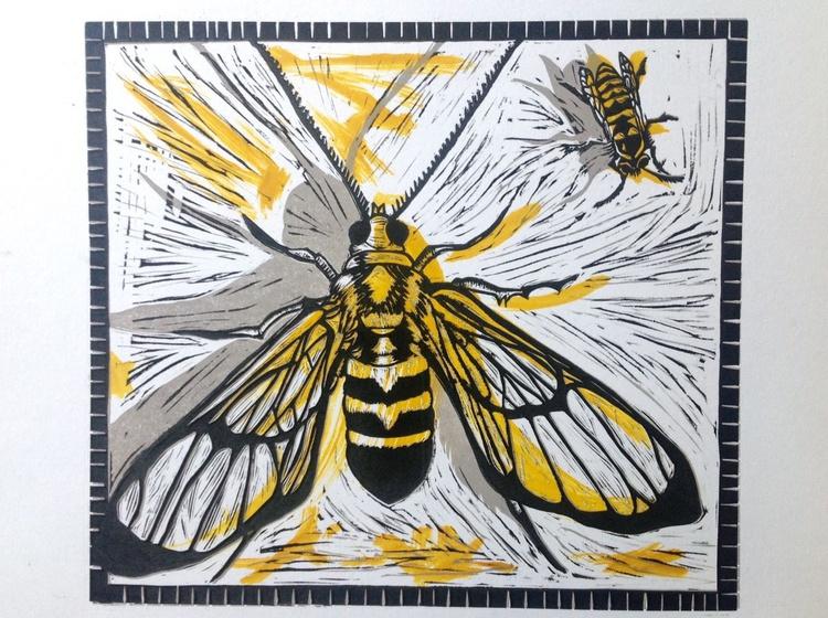 Wasp Moth - Image 0