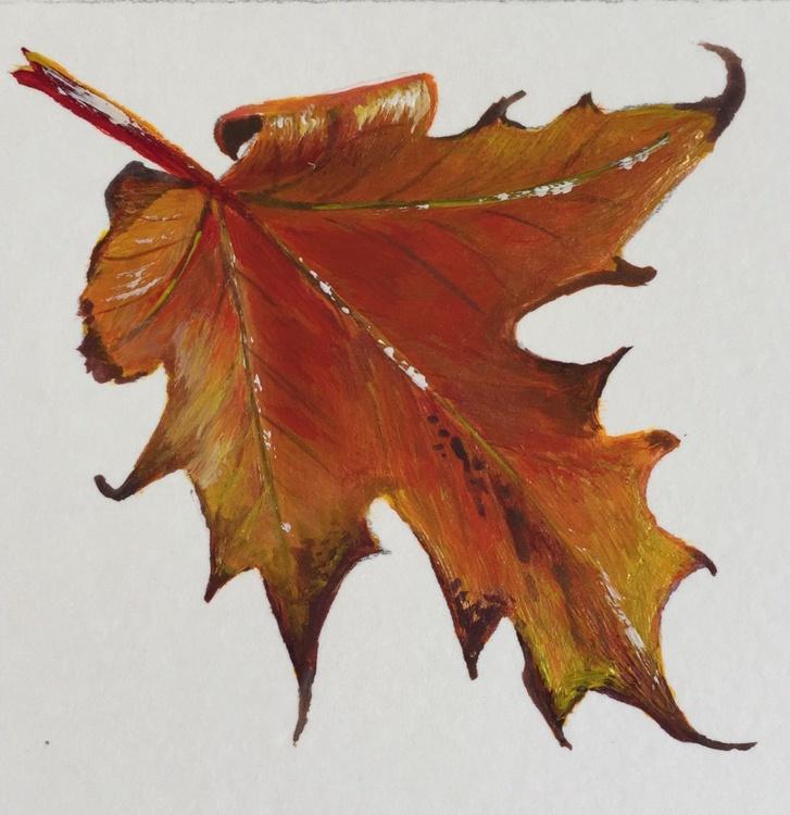 Dancing leaves 3 - Image 0