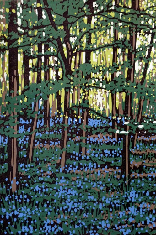 Bluebells in Shade - Image 0