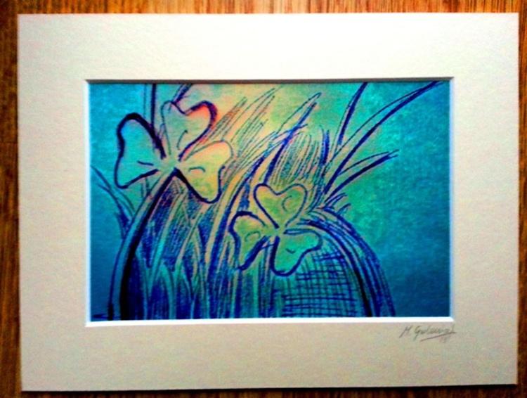 Blue clover - Image 0