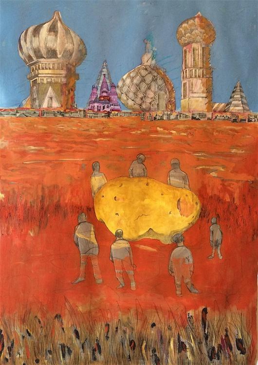 """The Potato Eaters part 2"" - Image 0"