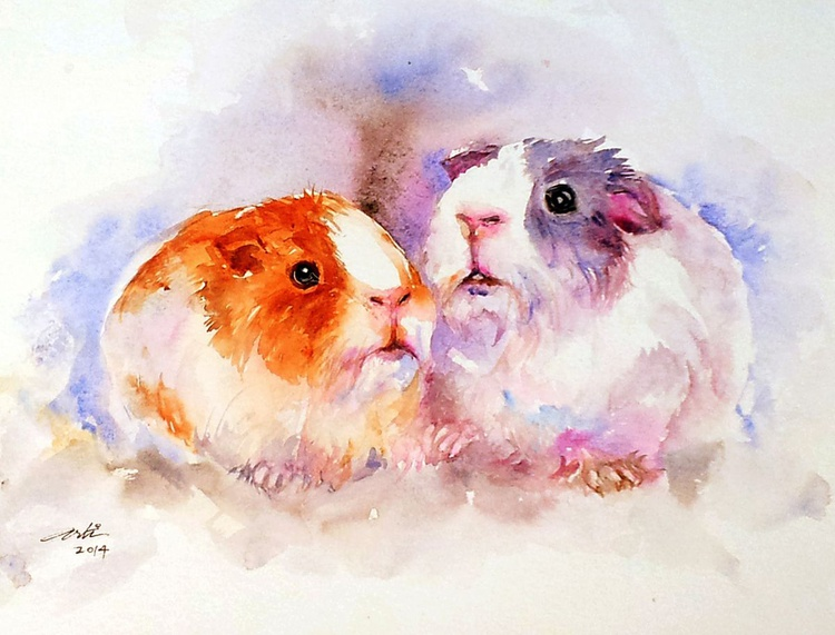 Fuzzy Buddies - Image 0
