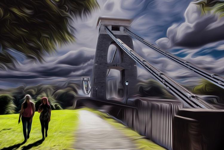 Magical Suspension Bridge I - Image 0