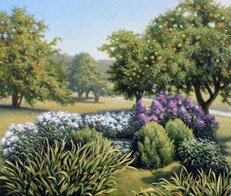 Old garden - Image 0