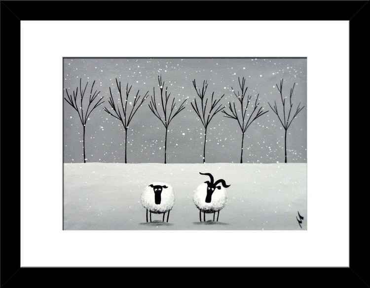 Winter Date -