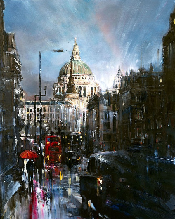 'London St.Pauls' - Image 0