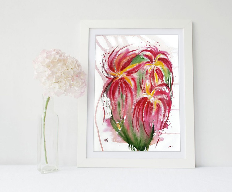 Flower bouquet - Image 0