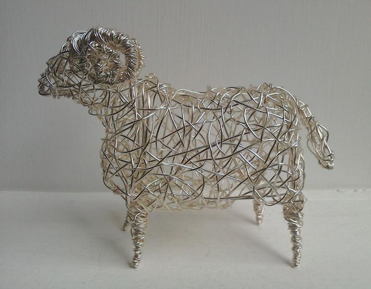 Silver Sheep - Image 0