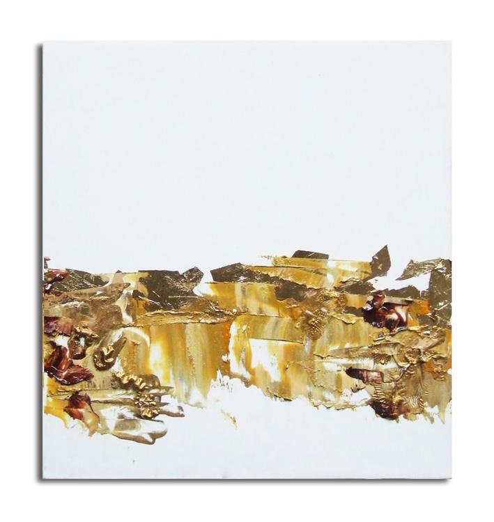 Abstract No IV / Mixed media - Image 0