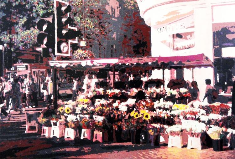 Flower Seller Birmingham - Image 0