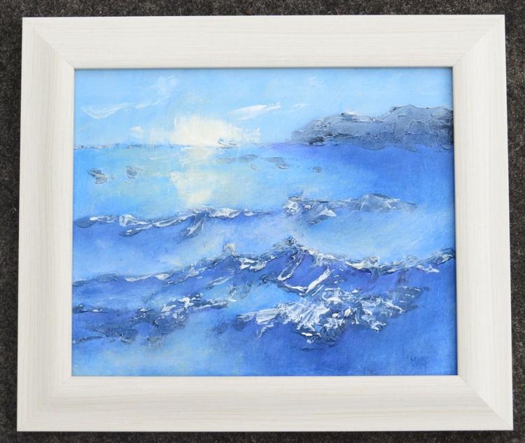 Seascape. Rough Seas. - Image 0