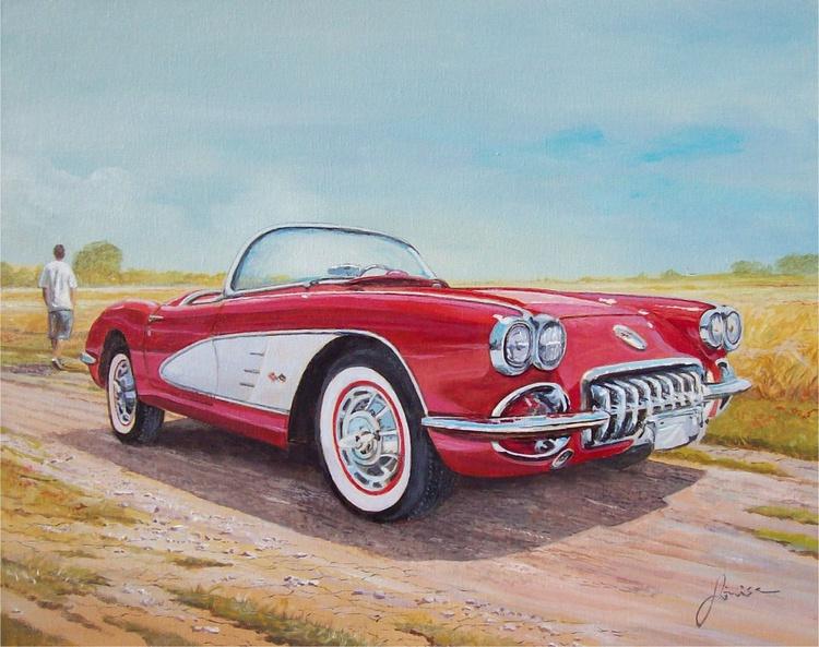 1959 Chevrolet Corvette Cabriolet - Image 0