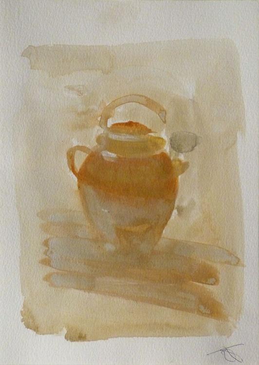 Still Life #3: Teapot, 21x29 cm - Image 0