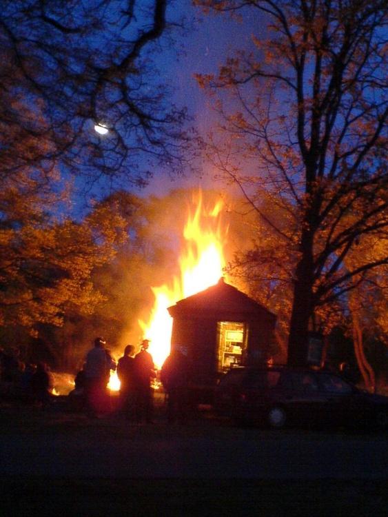 BURNING? - Image 0