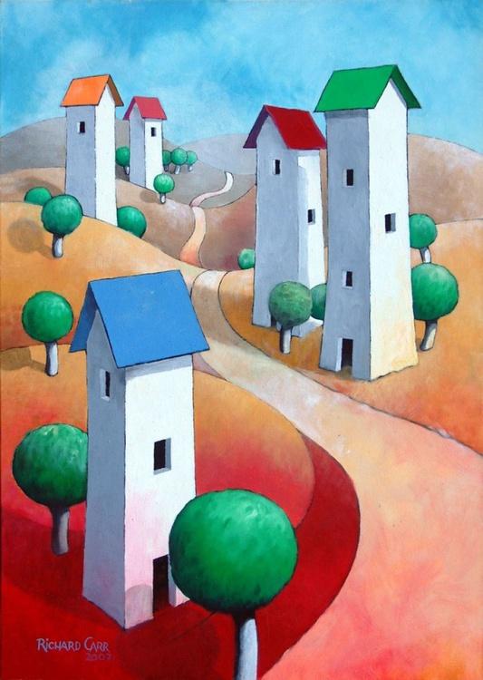 Fantasy Village 2 - Image 0