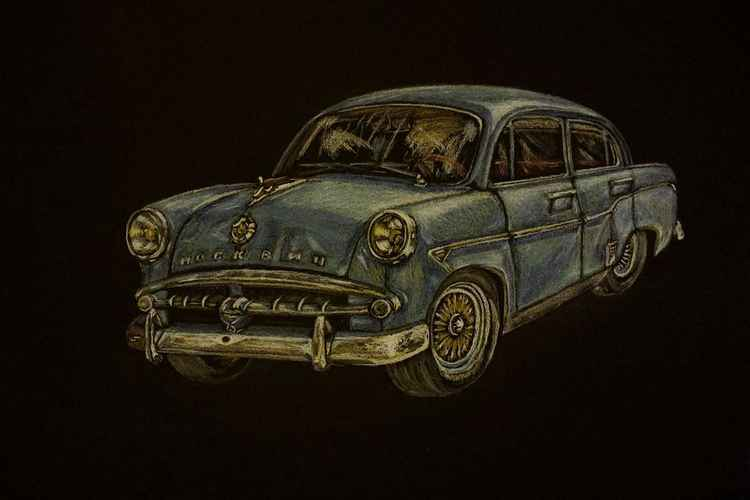 Old car -
