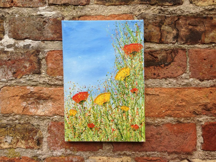 """Autumn Poppies"" - Image 0"