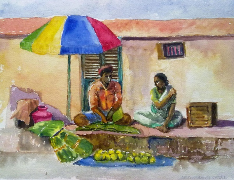 The Indian vendors - Image 0