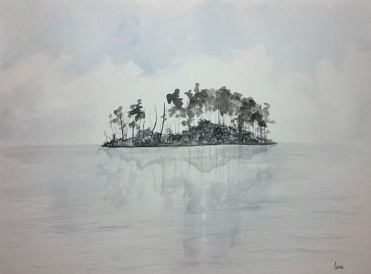 Island in the Distance - Image 0