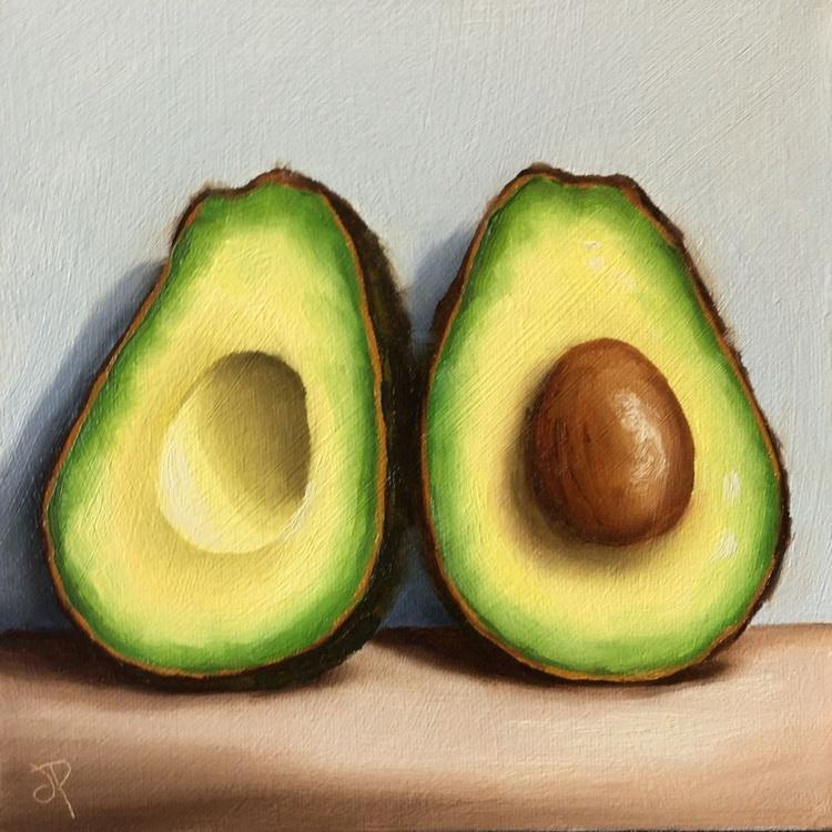 Avocado halves 2 - Image 0