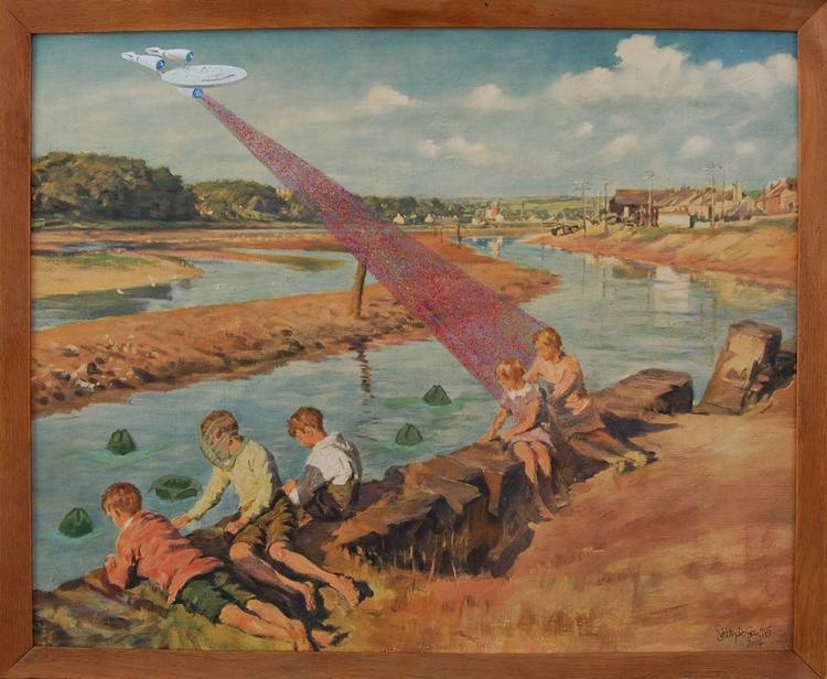 The Famous Five and the Alien Invasion - Image 0