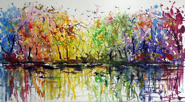 Colorful autumn - Image 0