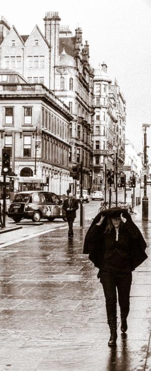 Rain on Hope Street - Image 0