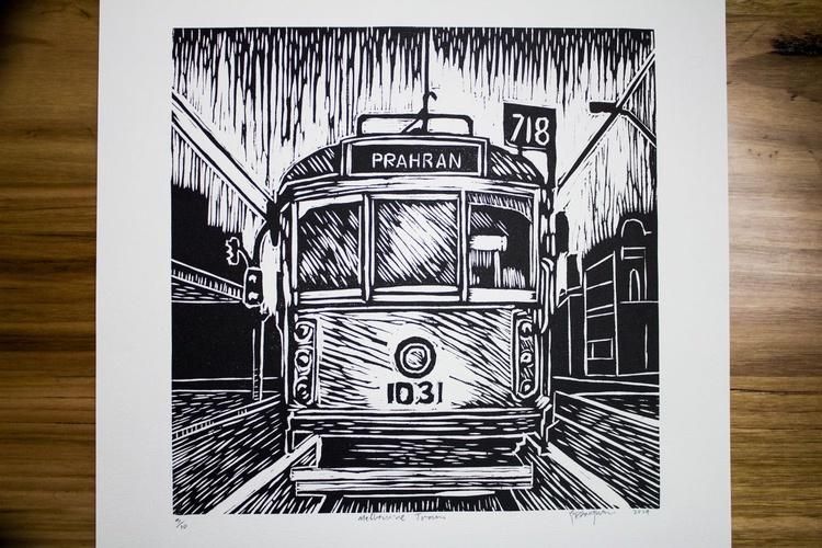 Melbourne Tram - Image 0