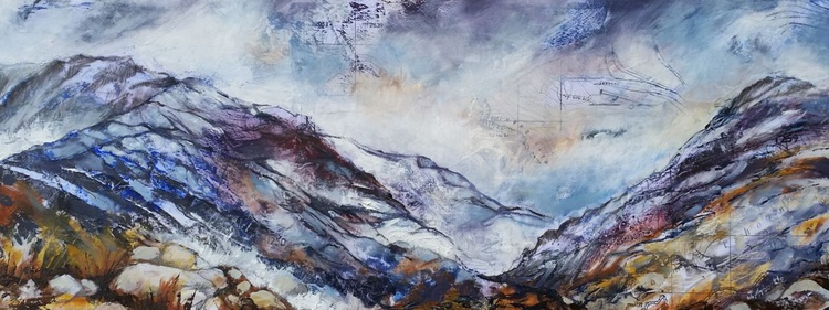 SOLD Walking in Wester Ross - Image 0