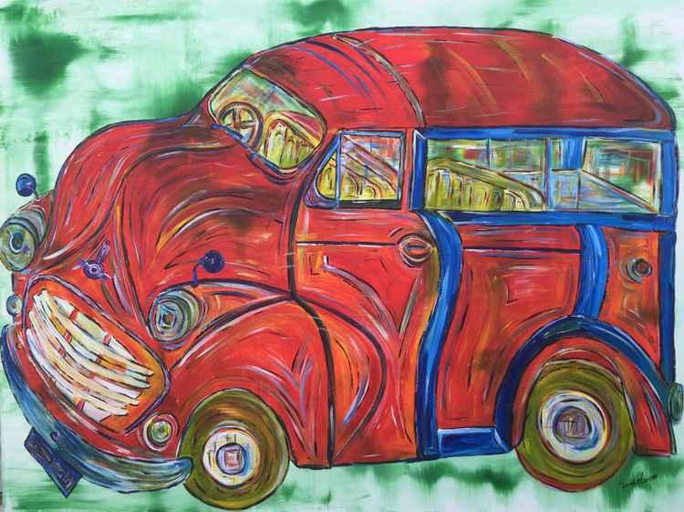 1967 Morris Minor Traveller -