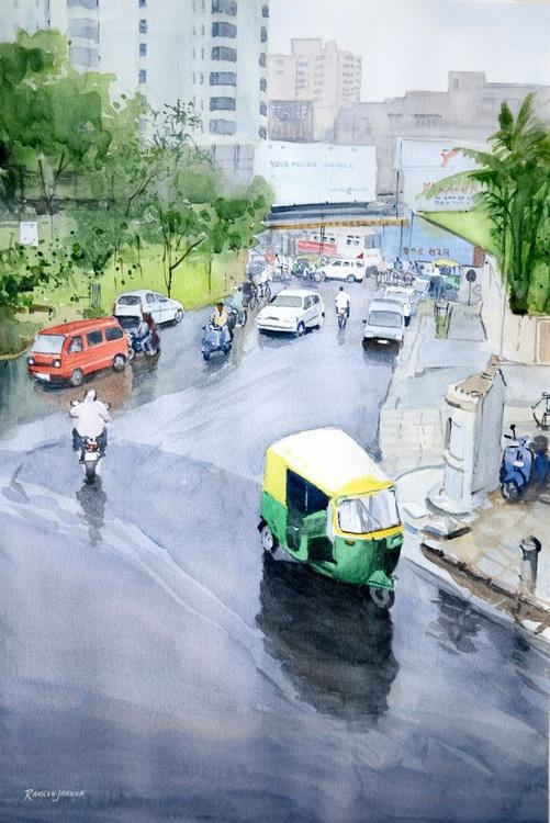 A Rainy Day - Image 0