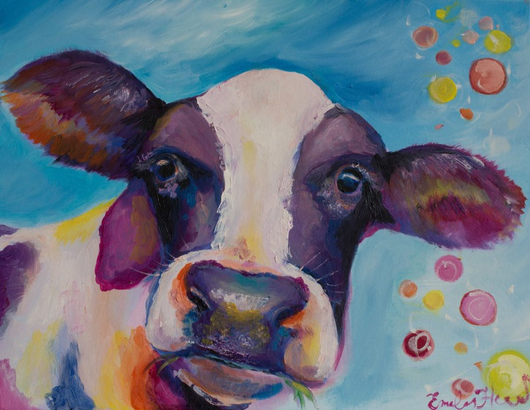 Mrs Cow - Image 0