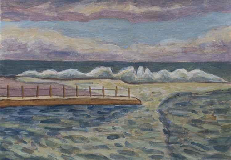 Ocean Pool Series (4) -