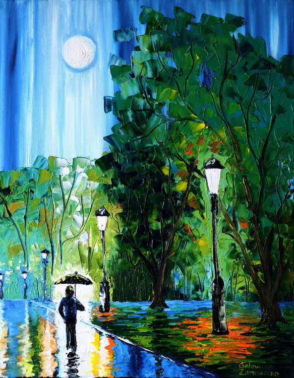 Moonlight Walk - Image 0