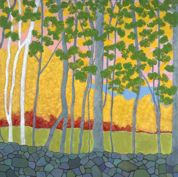 Maine Landscape -