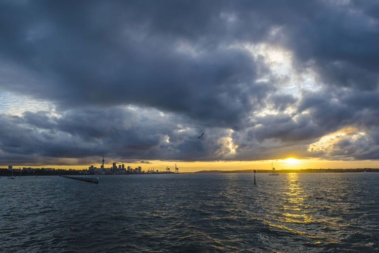 AUCKLAND HARBOUR - Image 0