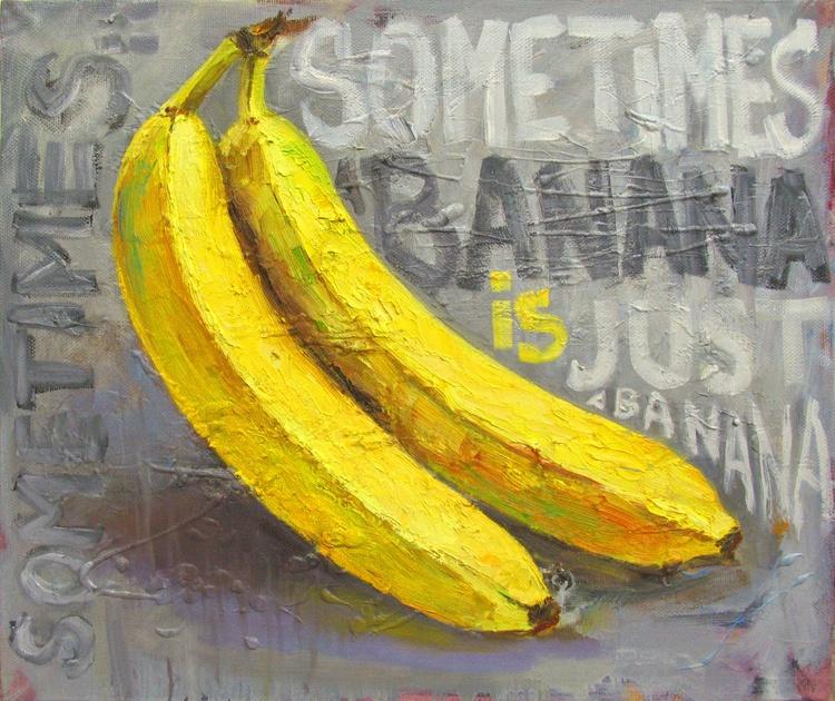 Sometimes a banana is just a banana - Image 0