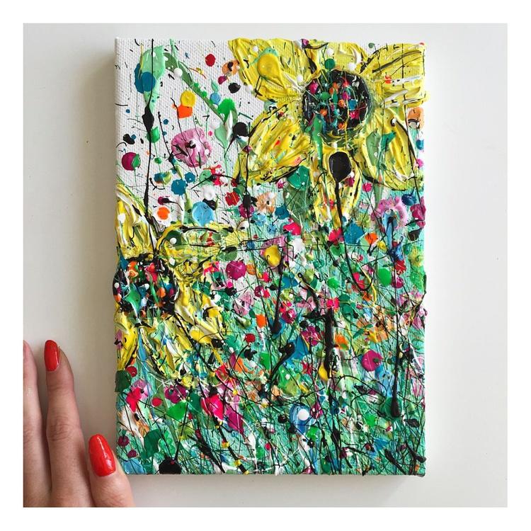Sunshine Sunflowers - Image 0