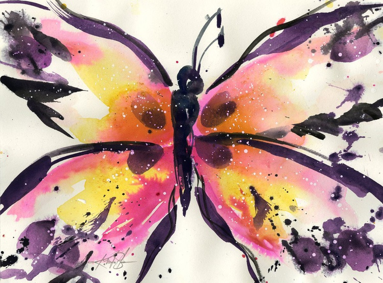 Butterfly Magic No. 13 - Image 0