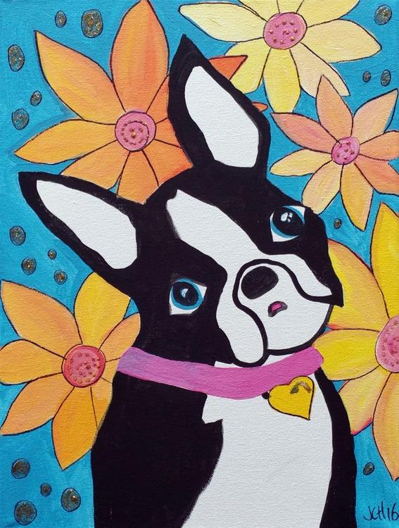 Funky French Bulldog - Image 0