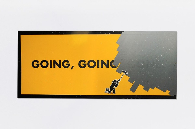 Going, Going, Gone (Yellow) - Image 0