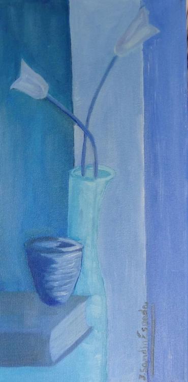 Bodegón azul - Image 0