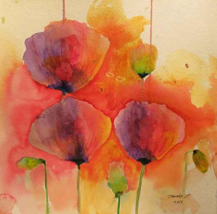 Beautiful Poppies#4 -