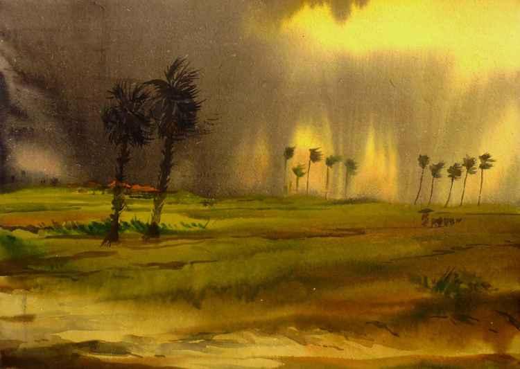Village Storm