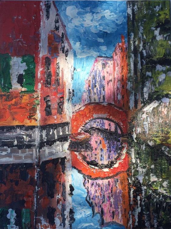 Venice reflection - Image 0