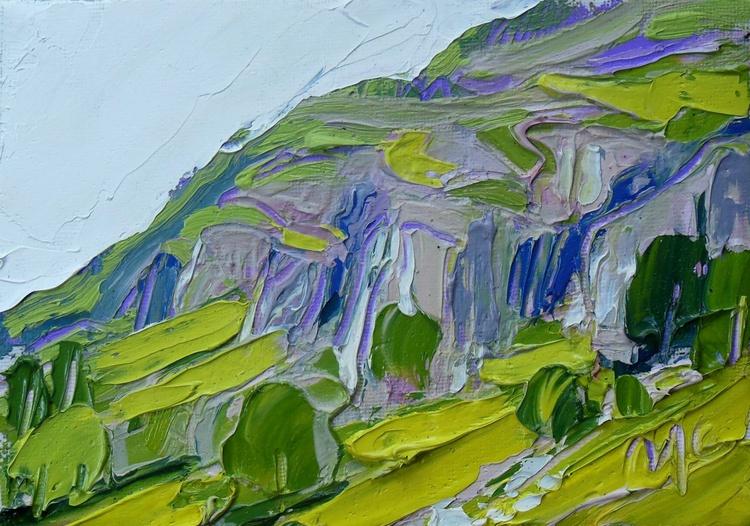 Crag and Slopes - The Langdales - Image 0