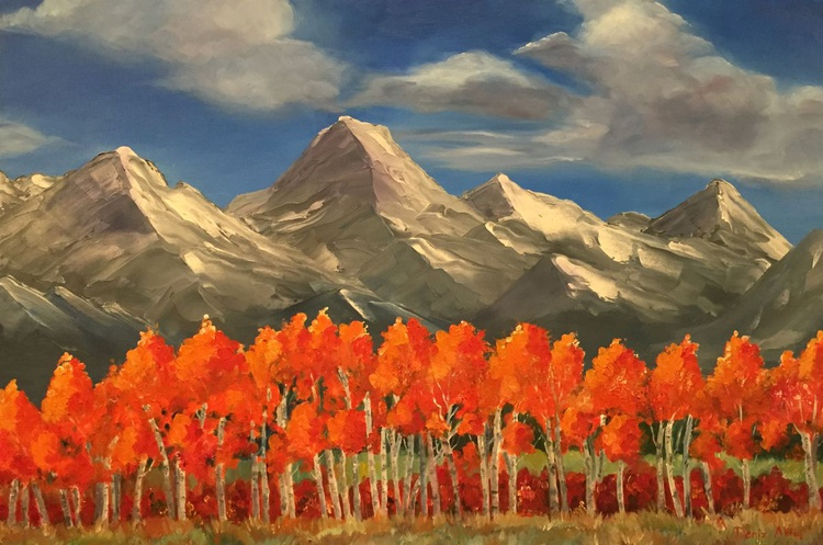 Autumn in Aspen - Image 0