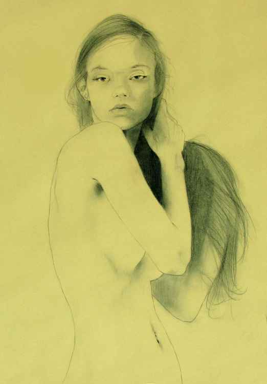 Portrait #G567 -