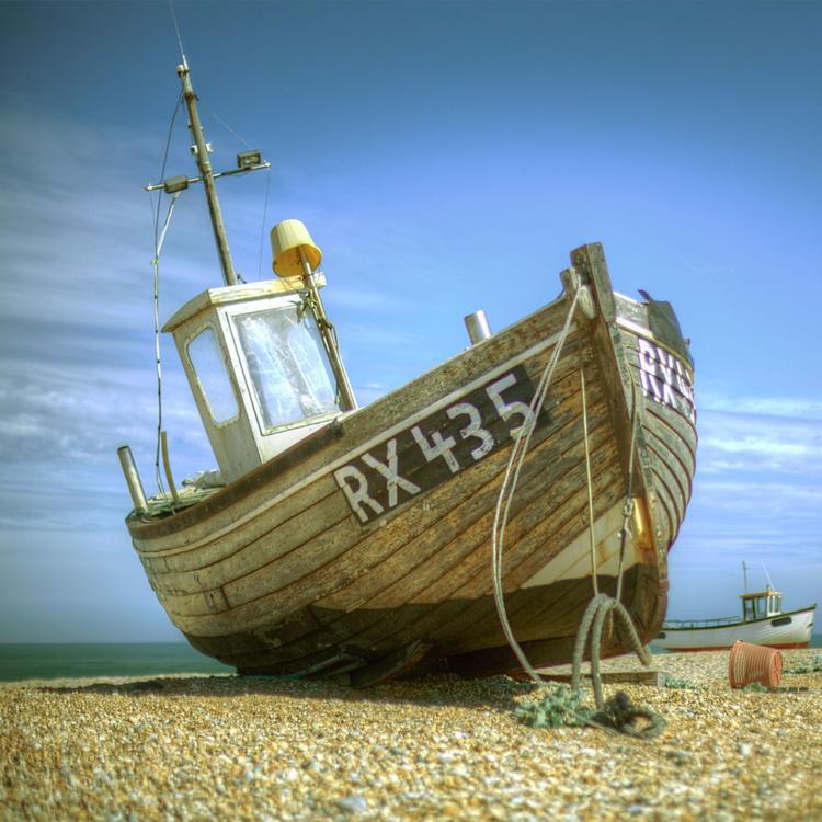 Dungeness boat [mini] - Image 0