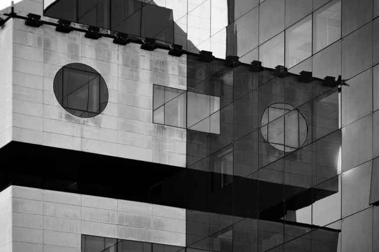 architecture detail - Grenoble -